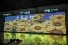 Www.fullcolorled-display.com P5 из светодиодов стекло р20 прозрачное стекло из светодиодов дисплей для использования в помещении ххх видео