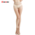 Elasticidade da Mulher Completa Pé Longas Meias De Nylon Core-fiado Seda Ultra Sheer Transparentes Pantyhose Sexy Plus Size Medias