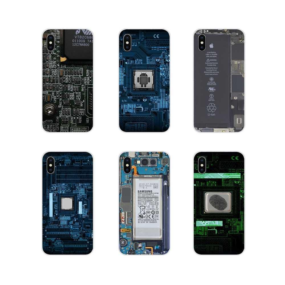 TPU Transparent Bag Case For Samsung Galaxy A5 A6S A7 A8 A9S