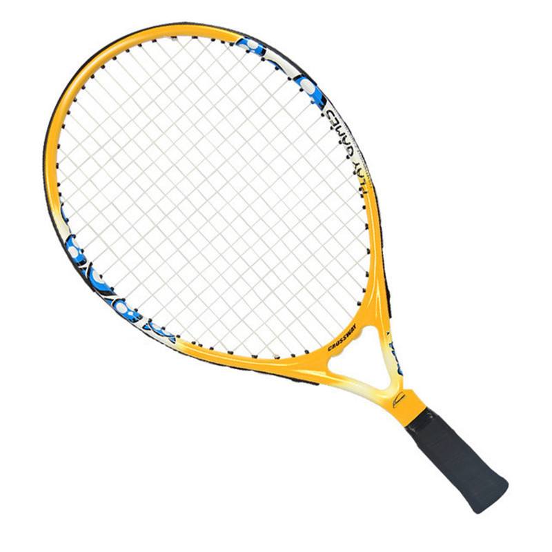 Children's Tennis Racket Primary And Secondary School Students Beginners Full Carbon Racquet Sporting Goods Children Training