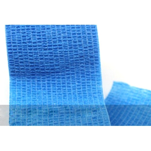 Pet Bandages - Breathable Non-woven and Self-adhesive cloth 1