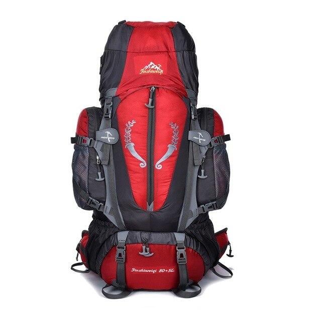 85L sac à dos professionnel extérieur voyage multi-usages escalade sacs à dos randonnée grande capacité sacs à dos camping sacs de sport