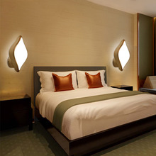 NEO Gleam Led Wall Lamp For bedside Bedoom Living Room New Ideal Modern Sconce Lights AC85-265V Fixtures Free Shipping
