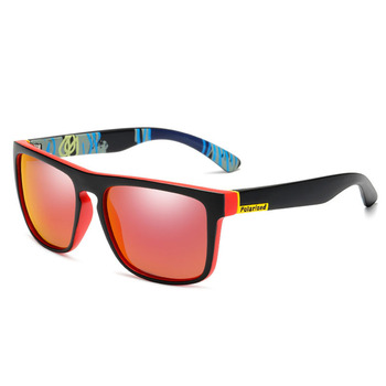 Classic Men Polarized Sunglasses Brand Designer Driving Sun Glasses For Men Retro Square Glasses UV400 Shades Eyewear 4