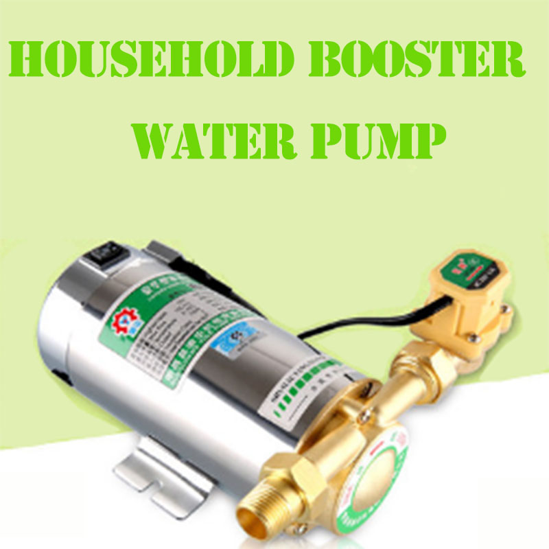 150W Electronic Automatic Home Shower Washing Water Booster Pump 220V50HZ hot sale 100w electronic automatic home shower washing machine water booster pump