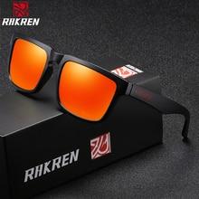 Brand Polarized Sunglasses For Men Design Square Driving Eyewear Travel Sport Women Outdoor Shades UV400
