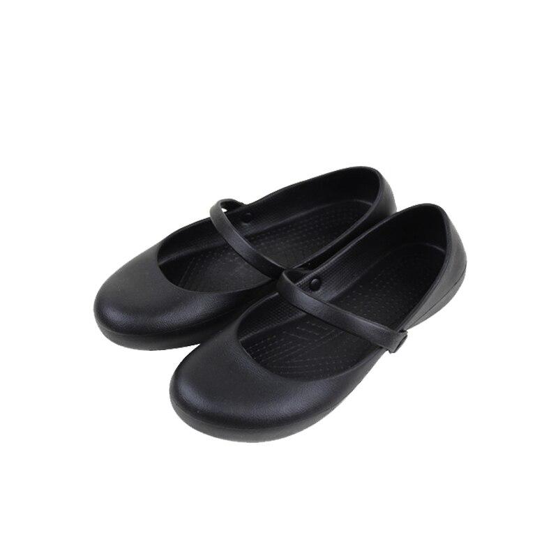 Compra zapatos de trabajo de la cocina online al por mayor - Zuecos de cocina ...