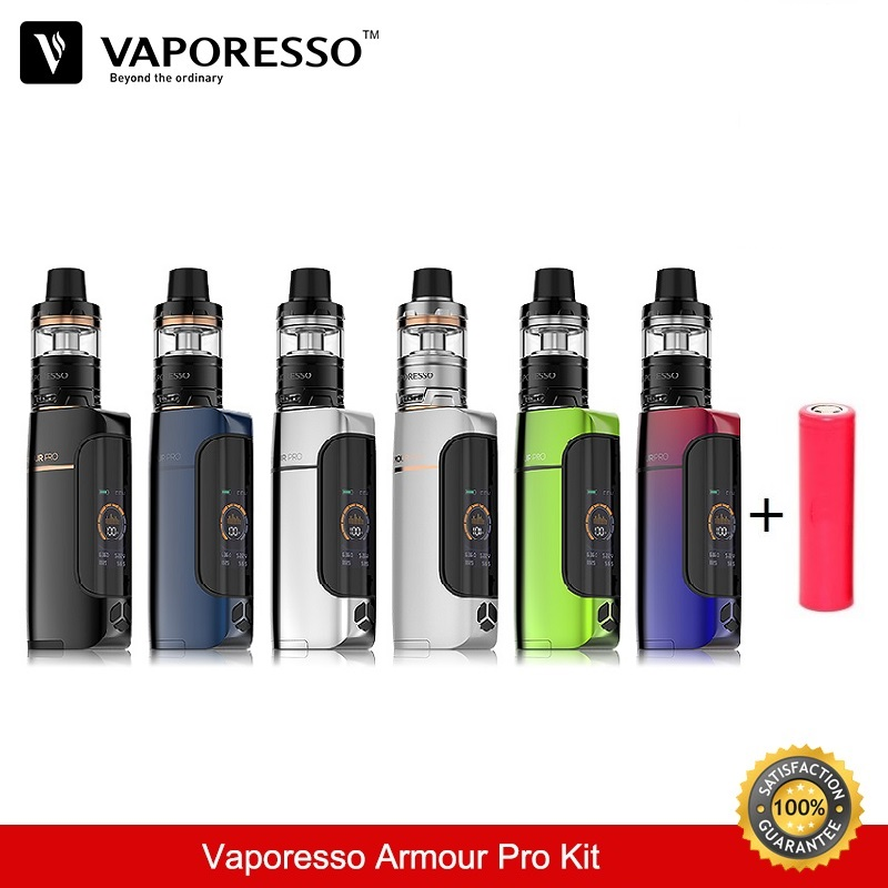 Vaporesso Armour Pro Kit 100W TC Box Mod Vape 5ML with Cascade Baby Tank Vaper Eletronic Hookah Vaporizer E-Cigarettes In Stock стойка под клавиши sz audio ap 3289