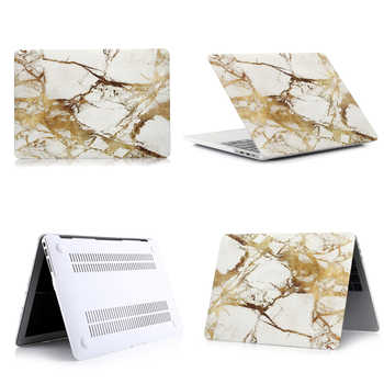 Marble Laptop Case for MacBook Air 13 case A2179 Pro 16 15 11 12 inch shell For macbook Pro 13 A2289 A2251 New cover touch bar