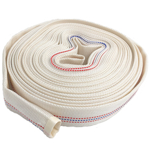 20m/roll 1inch 25mm High Pressure Water Hose Garden Irrigation Watering Hose Antifreeze Canvas Fire-Protection Hose