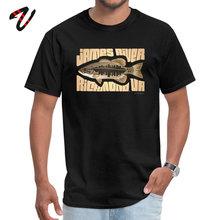 RVA Smaw Jaw Men Classic Slim Fit Tops T Shirt Round Neck Autumn Punk T-Shirt comfortable Michael Jackson Sleeve Shirts