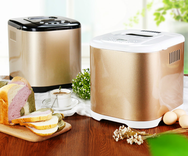Bread machine The bread maker is fully automatic. Double tube baking multi-function machine.NEWBread machine The bread maker is fully automatic. Double tube baking multi-function machine.NEW