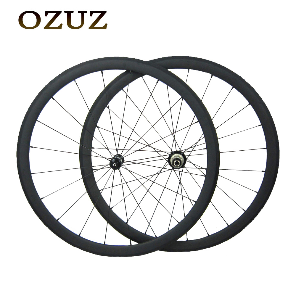 Duty Free Straight Pull Powerway R36 Hub Carbon Wheels 38mm Depth Clincher Tubular Carbon Road Cycling Wheel 700C 700c front 38mm rear 50mm depth road carbon wheels 25mm width bike clincher tubular carbon fiber wheelset with powerway r36 hub