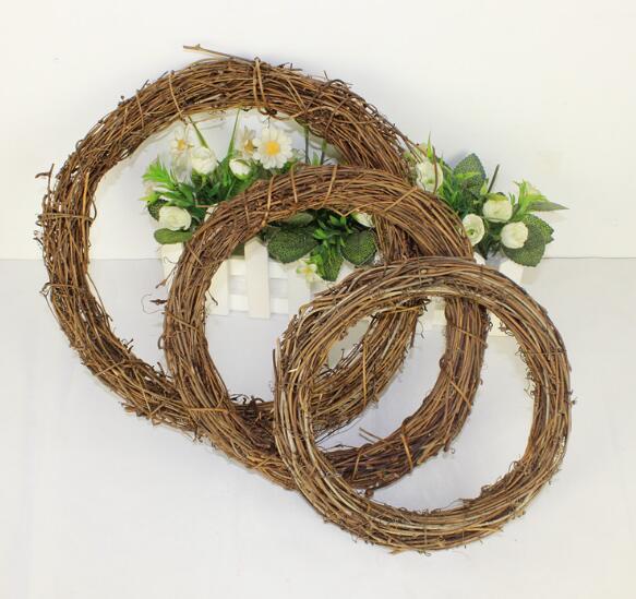 tamaos de navidad ramas secas artesana natural rattan guirnaldas diy vinos secos naturales adornos de