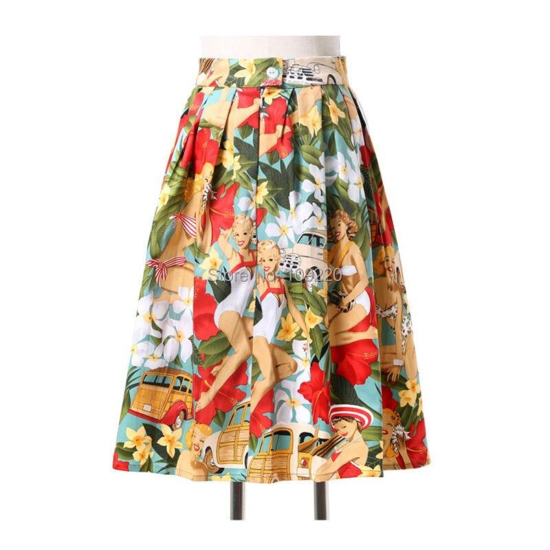 d97025ae4 Verano estilo 2016 para mujer ropa LUNARES RETRO 50 s Rockabilly swing  vestido de partido del vestido del traje de la vendimia más tamaño vestidos  vestidos ...