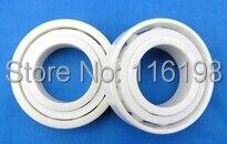 7010 7010CE ZrO2 complet en céramique billes à contact oblique 50x80x16mm