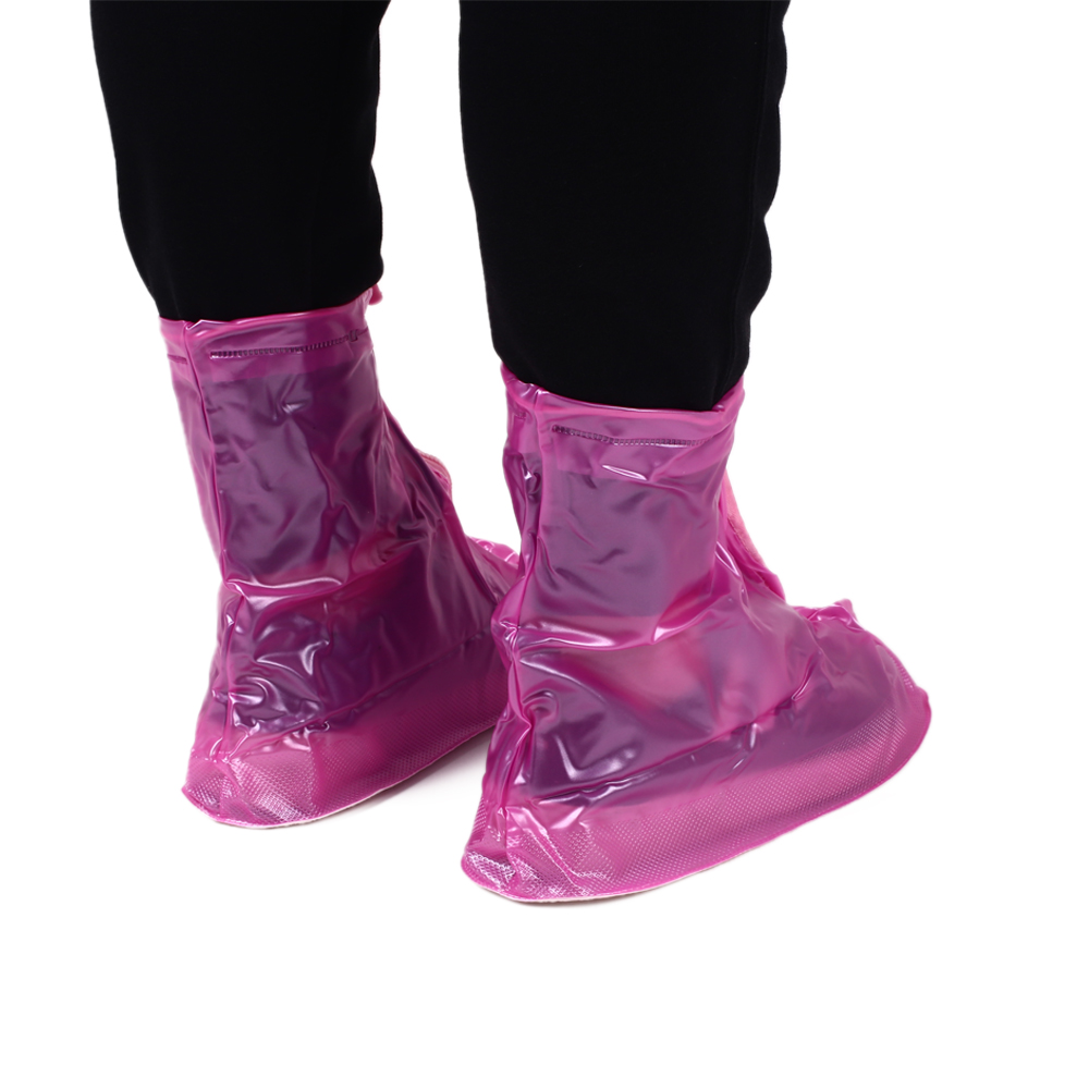 Vehemo дождливый день водостойкий Чехол для обуви дождевик дождевые туфли поле пеший Туризм защитный чехол для обуви для скутера обуви водонепроницаемый чехол