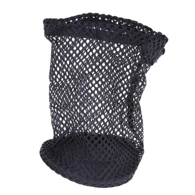 Portable Lightweight Drawstring Nylon Mesh Golf Ball Storage Outdoor Sports Golf Training Accessory Carrying Bag
