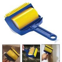 Najlepszy sprzedam wielokrotnego użytku przyklejony buddy picker cleaner lint roller pet hair remover szczotka do czyszczenia szczotka do czyszczenia wełny ubrania