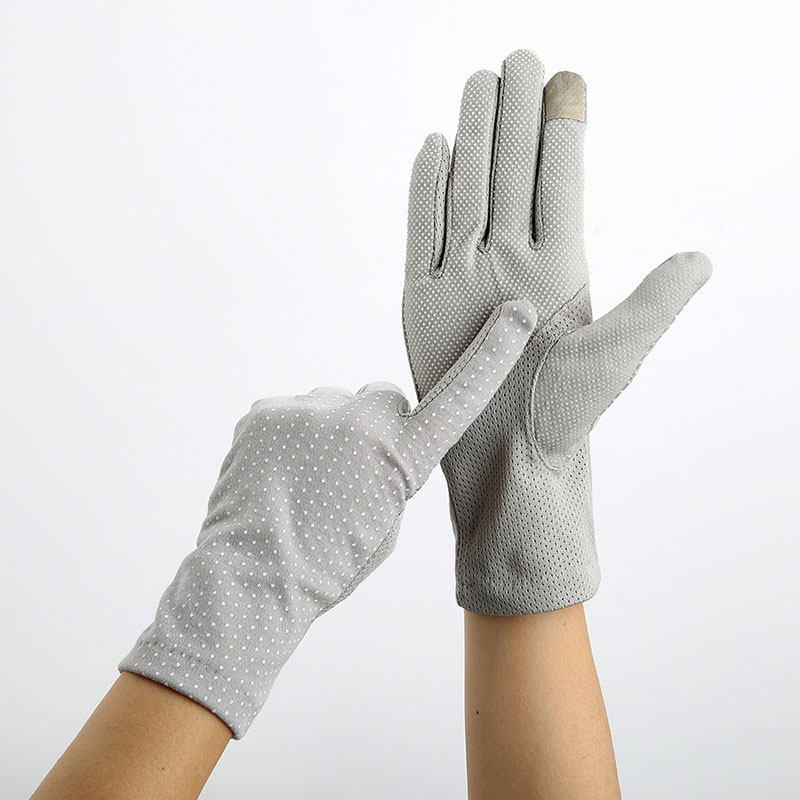 Women Driving Gloves Summer Autumn Sunscreen Anti Uv Stretch Gloves Touch Screen Slip Resistant Breathable Glove Outdoor Guantes