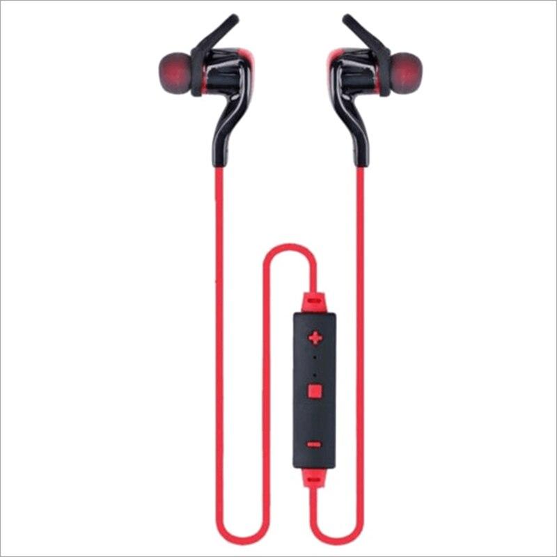 Sport sans fil Bluetooth Auriculares Fitness course stéréo écouteur chinois et anglais commutation contrôle caméra casque
