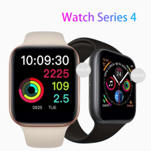 50%off Smart Watch Series 4 44mm Clock Push Message Bluetooth Connectivity For Android phone IOS apple iPhone 6 7 8 X Smartwatch
