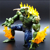 Super Hero Spiderman Toys Green Goblin Amazing Spiderman Action Figure Decoration Collection Model Dolls Kids Toys
