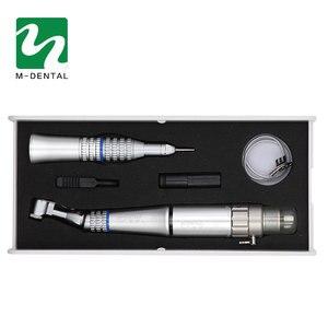 Image 5 - محرك كهربائي الأسنان مستقيم كونترا زاوية بطيئة سرعة قبضة لأداة تلميع محرك صغري مختبر الأسنان