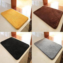 18 colours Bathroom mats entry door mat entrance hall bathroom absorbent bedroom carpet