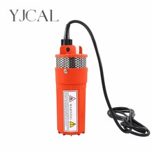 DC12/24V Submersible Solar Water Pump 70M Lift Small Power  For Outdoor Garden Fountain Deep Well Aquarium Aquario  цена в Москве и Питере