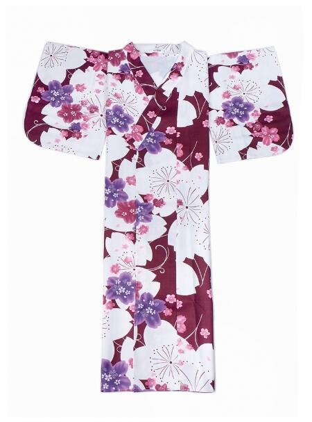 Japanese Kimono Outer Garment Bathrobe Costume Girl Sweet Dress Japanese Kimono Woman Flower Shoot Clothing