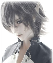 SOOM Wolf Knight Wolf The Knight 1/3 BJD doll iplehouse luts free makeup