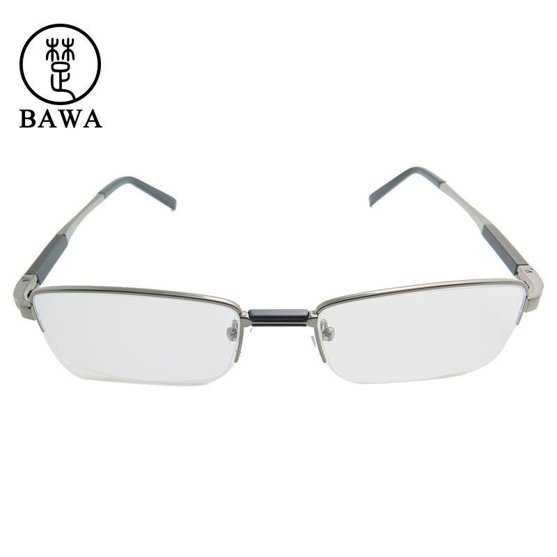 Profesión monturas de gafas ópticas mujeres del medio borde gafas ...