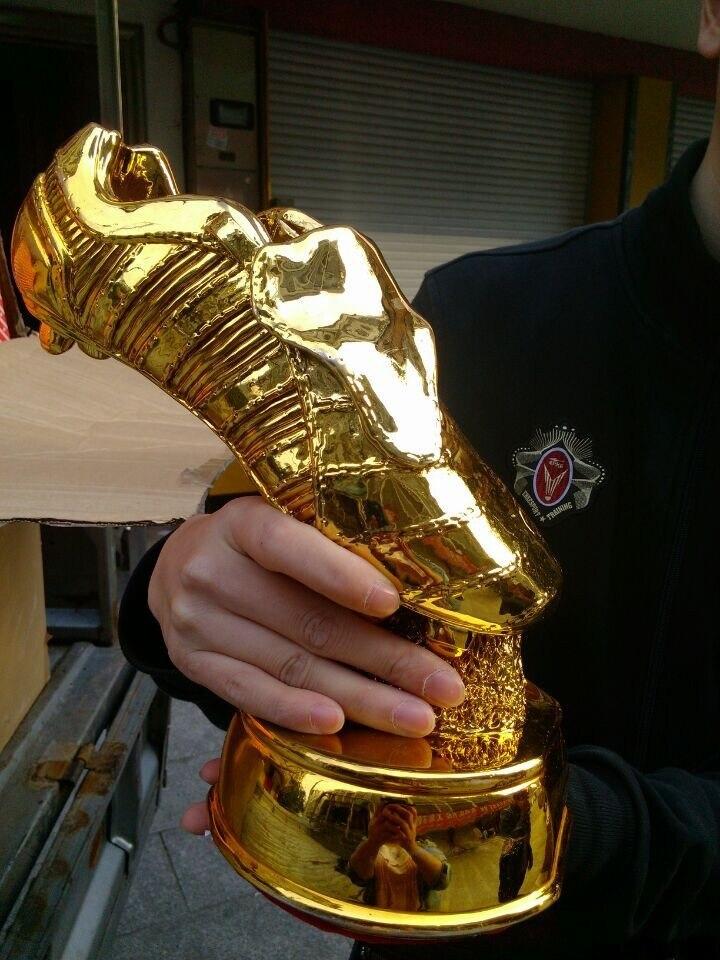 2014 World Cup Golden Boot, 1:1, 28cm souvenir trophy The ...
