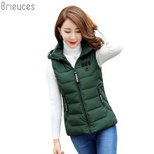 b wholesale 2018 new autumn winter vest women hot selling waistcoat fashion casual female nice warm jacket