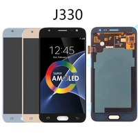 ORIGINAL Super 5.0''OLED LCD for Samsung Galaxy J3 2017 J330 J330F LCD display touch screen digitizer Assembly