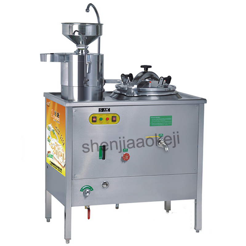 Pressure Soymilk Grinding Machine stainless steel soya-bean milk machine Electricity soybean milk refining soymilk machine soybean milk machine household soymilk machine multifunctional automatic intelligent soybean milk machine