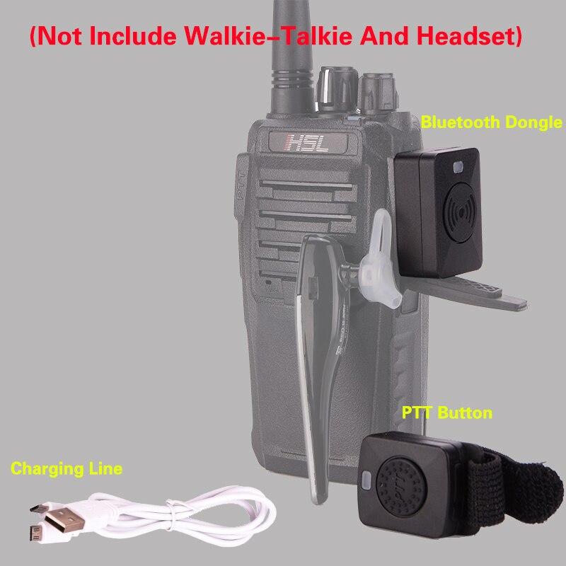 Walkie Talkie Hands-free Bluetooth Adapter K/M Interface Bluetooth Module For Vimoto V3/V6/V8 Sena Schuberth FreedConn bluetooth