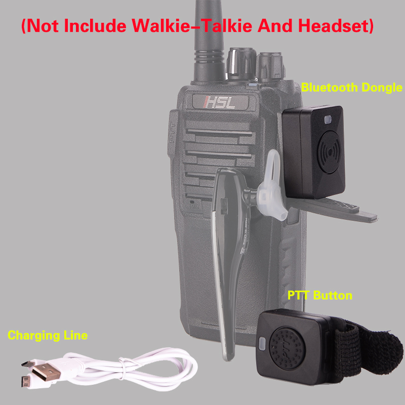 Walkie Talkie Hands-free Bluetooth Adapter K/M Interface Bluetooth Module For Vimoto V3/V6/V8 Sena Schuberth FreedConn