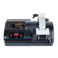 5 Cal elektryczna ostrzałka dwukierunkowa ostrzenie 120W 220V elektryczna ostrzałka do noży chłodzonych wodą ostrzałka do noży