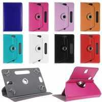 Housse universelle pour Prestigio Multipad Grace 3201 PMT3201 4G_D tablettes 10.1 pouces étui en cuir PU rotatif à 360 degrés