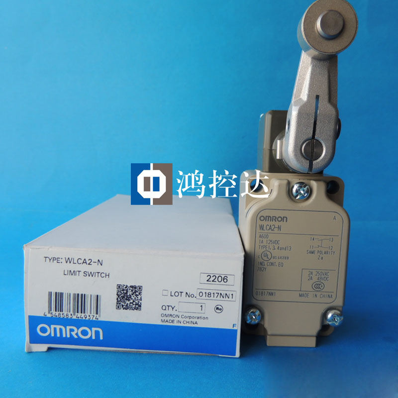 Special rate new original Omron trip switch WLCA2-NSpecial rate new original Omron trip switch WLCA2-N