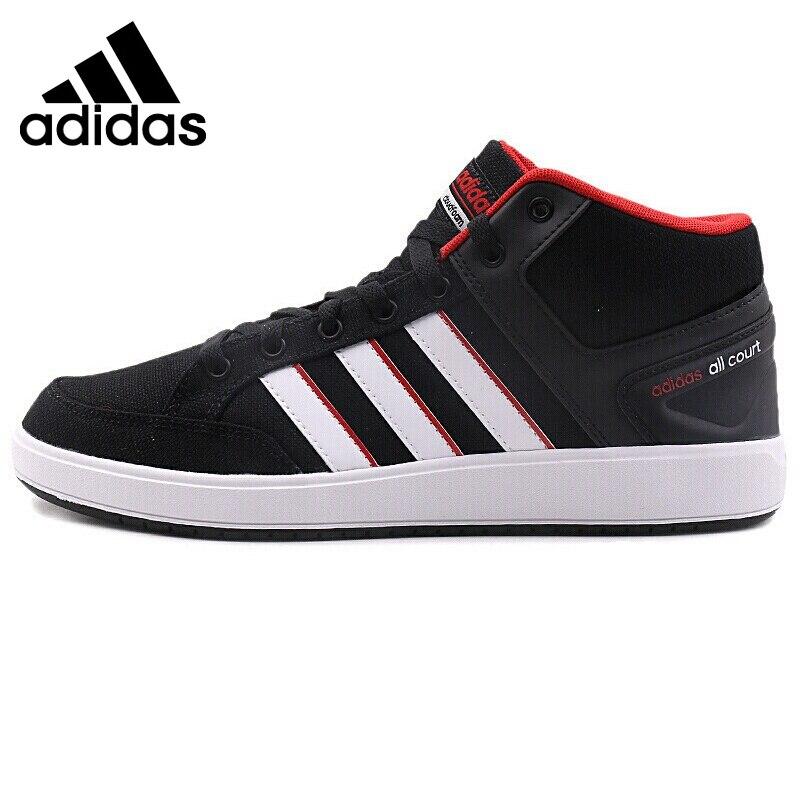 Original New Arrival 2018 Adidas CF ALL COURT MID Men's Tennis Shoes Sneakers original adidas women s tennis shoes sneakers
