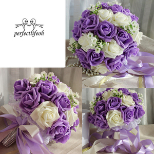 Image 2 - Perfectlifeoh חתונה זר זר זרי חתונה