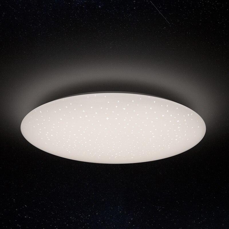 Оригинальный Yee светильник 480 потолочный светильник JIAOYUE светодиодный светильник Smart APP WiFi Bluetooth светодиодный потолочный светильник 200 240 в пульт дистанционного управления для комнаты - 3