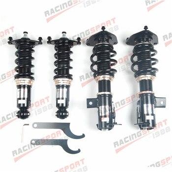 Nuevo Kit de suspensión de reducción de Coilovers de tubo Mono de 32 pasos 86 GT86 BRZ FRS FR-S