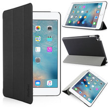 Stand Case for iPad mini 4, iHarbort PU Leather Case smart Cover with Multi-Angles holder Stand