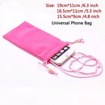 Премиум хлопок шейный ремешок универсальная сумка для телефона чехол для Samsung Galaxy Note 7 5 4/S7 6 edge S4 S3 для iPhone X 7 6 6s plus
