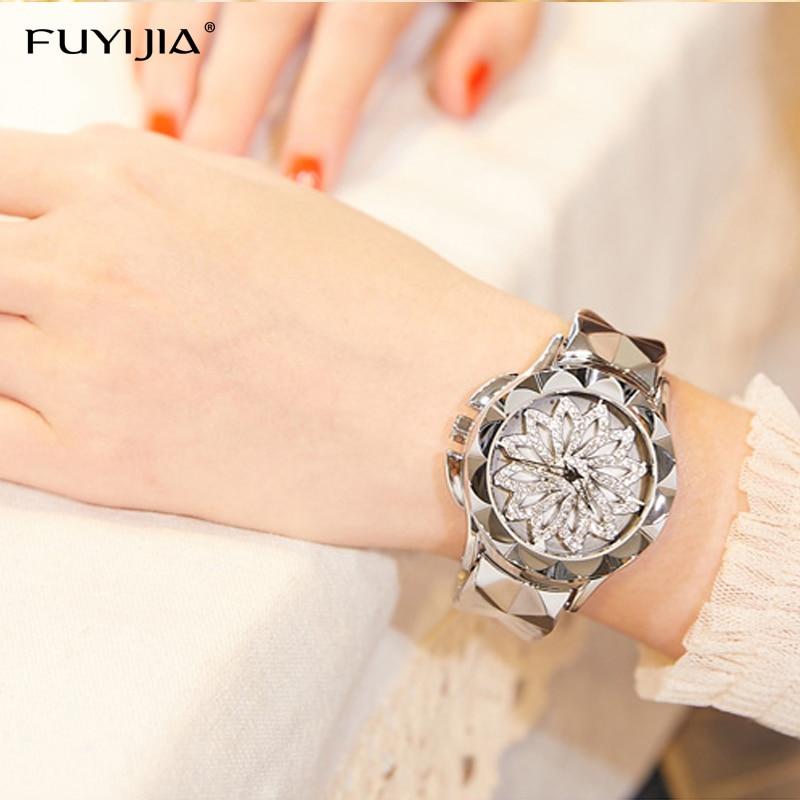 Lady zegarki damskie zegarki kwarcowe panie oglądać kobiet zegar - Zegarki damskie - Zdjęcie 3