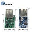 Модуль повышения мощности для мобильных телефонов с USB, 0,9 в ~ 5 В, 600 мА, TP4056, 18650